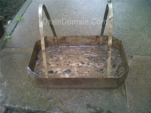grease trap basket