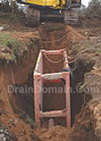Trench Shuttering Drag Boxes Trench Sheets And Trench Safety