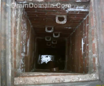 Drainage Manholes And Inspection Chambers