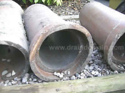Advice On The Types Of Drain Pipes Used In The Uk